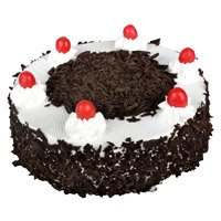 Send Eggless Cakes to India - Black Forest Cake in India