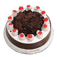 Birthday Cake to India - Black Forest Cake
