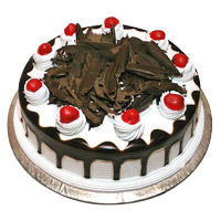 Cakes to India Same Day - Black Forest Cake