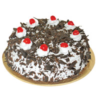 Black Forest Cake to India