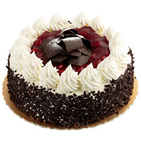 Order Cake Online to India - Black Forest Cake From 5 Star