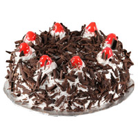Deliver Cake in India - Black Forest Cake From 5 Star