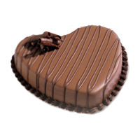 Send Heart Shaped Cake to India