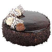 Birthday Cake to India - Chocolate Cake From 5 Star