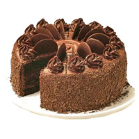 Deliver Cake to India having Chocolate Cake From 5 Star