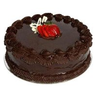 Eggless Chocolate Cakes to Meerut