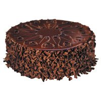 Cheap Online Birthday Cakes to India including 1 Kg Eggless Chocolate Cake From Taj