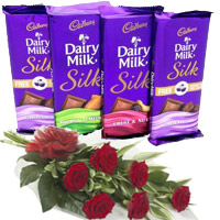 Flowers and Chocolate ot India