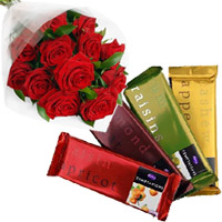 Deliver Chocolates To India As Well Flowers In