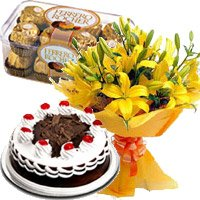 Send Online Gifts to India and Cakes to India