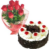 Midnight Cake Delivery in Ghaziabad