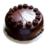 Deliver Cakes to Davangere - Chocolate Truffle Cake