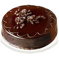 Eggless Cakes to Ghaziabad- Chocolate Truffle Cake