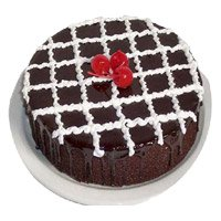 Online Cake to India - Chocolate Truffle Cake From 5 Star