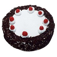 Cheapest Cake to India - Black Forest Cake From 5 Star