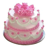 Online Cakes to India - Strawberry Cake in India