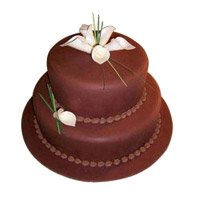 Send Online Wedding Cakes to India