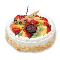 Online Cakes to Rajkot - Fruit Cake