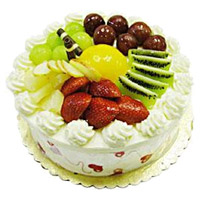 Best Cake to India - Fruit Cake From 5 Star