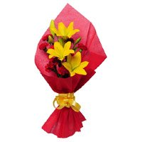 Luxury Flowers to India