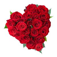 Roses Arrangemnets to India