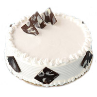 Deliver Cake in India - Vanilla Cake From 5 Star
