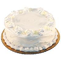 Best Online Cakes to India - Vanilla Cake From 5 Star
